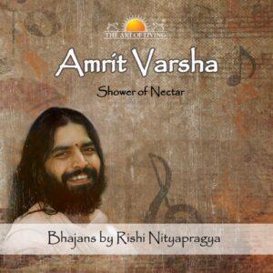 Amritvarsha album by Rishi Nityapragya
