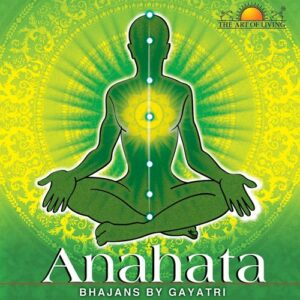 Anahata art of living album by Gayatri asokan