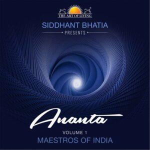 Ananta album by Siddhant bhatia
