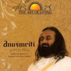Anusmriti meditation by art of living