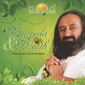 Ayurveda books by art of living