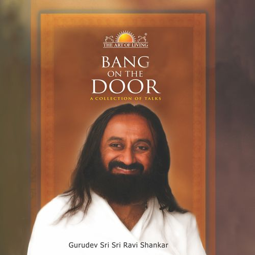 Bang on the door book in English by art of living