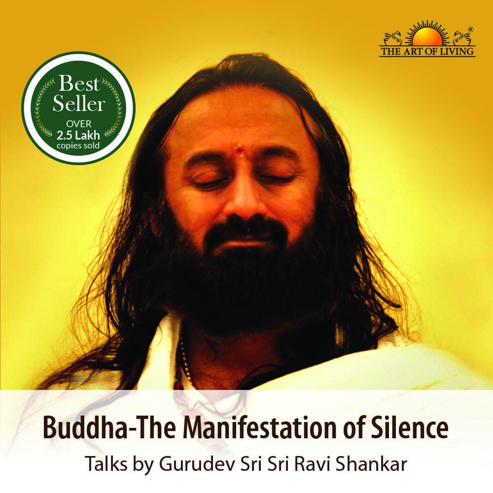 Buddha The Manifestation of Silence - English-0