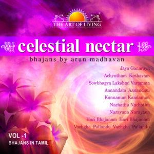 Celestial Nectar krishna songs album vol 1 by art of living