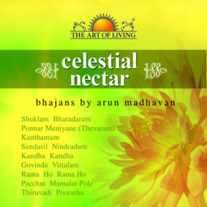 Celestial Nectar krishna songs album vol 2 by art of living