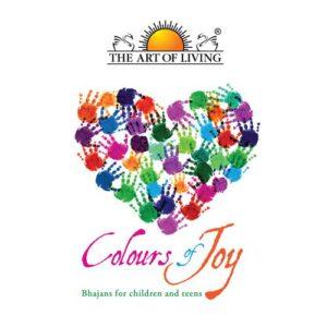 Colours of joy album by art of living