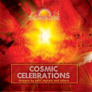 Cosmic Celebration album by Sahil Jagtiani