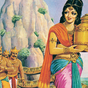 Devotees Of Vishnu - English-0