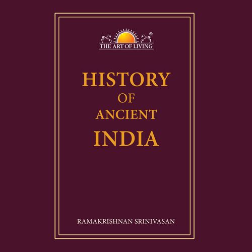 History of ancient India book by Ramakrishnan Srinivasan