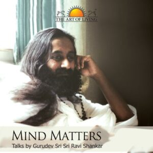 Mind Matters book in English by art of living