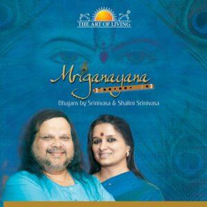Mrignayana album by Srinivas & Shalini