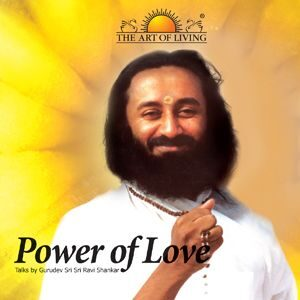 Power of Love book in English by art of living
