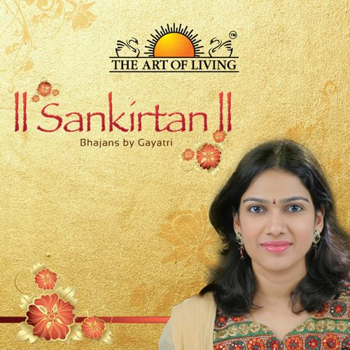 Sankirtan art of living album by Gayatri Asokan
