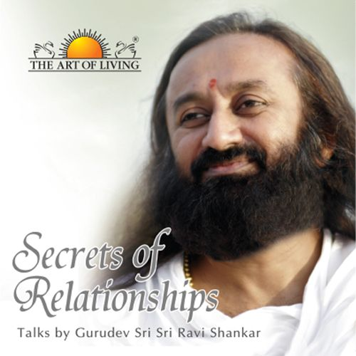 Secrets of Relationships book in English by art of living
