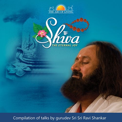 Lord Shiva book by Sri Sri Ravishankar