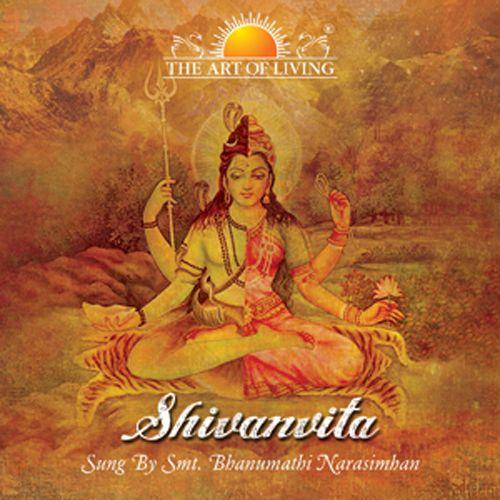 Shivanvita album by Bhanumati Narsimhan