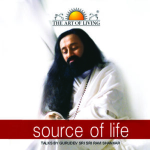 Source of Life in English Spiritual book by art of living