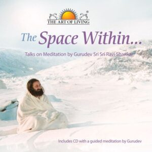 The Space Within English meditation explains power of meditation by art of living