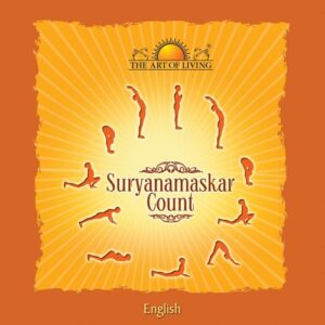 surya namaskar art of living