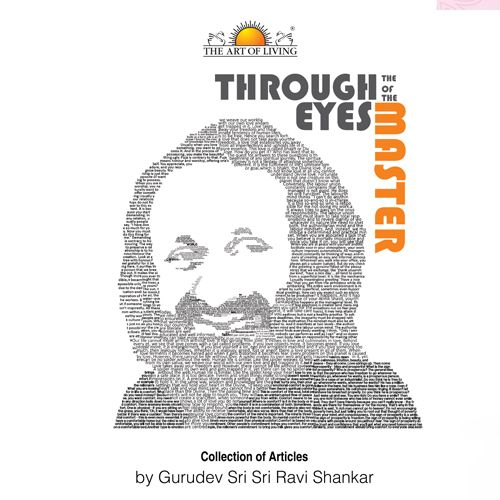 Through The Eyes Of The Master book by Sri Sri