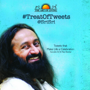 treat of tweets book on quotes of sri sri