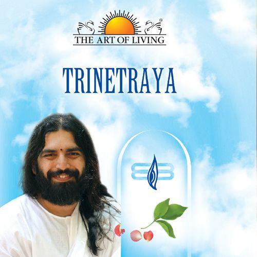 Trinetraya album by Rishi nitya pragya