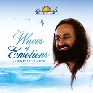 Waves of Emotions book in English on managing emotion by art of living