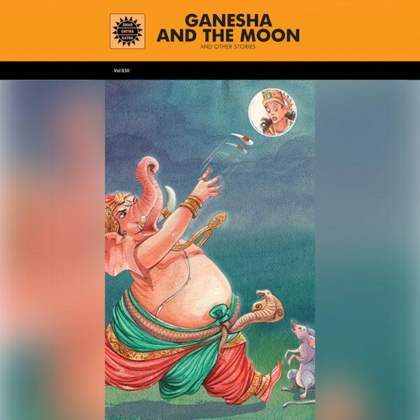 Ganesha And The Moon - English-2035