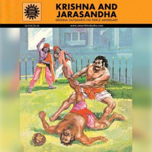Krishna and Jarasanda - English-0