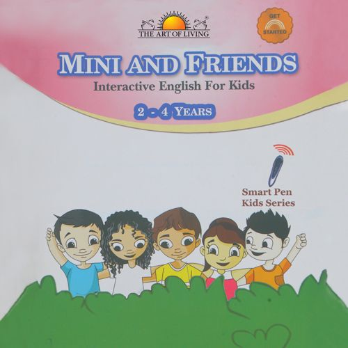 Mini And Friends 2-4 years