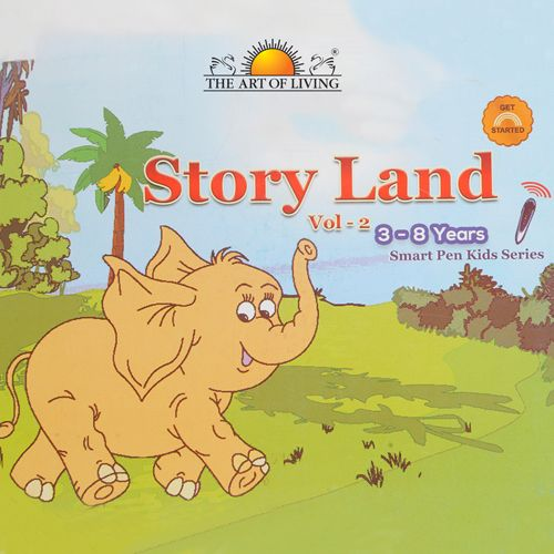 Story Land Vol - 2 (3-8 years)