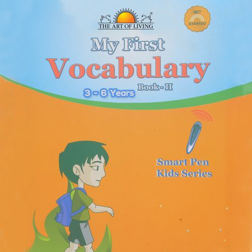 Books to improve vocabulary by art of living