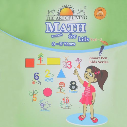 Math for Kids Vol - I (3-5 years)
