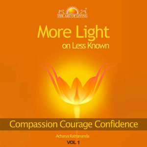 More Light on Less Known spiritual book by sri sri ravishankar Vol. 1 - English