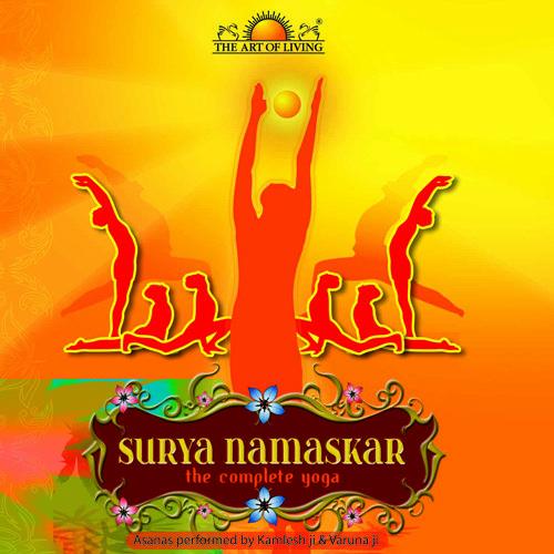 Surya Namaskar- English