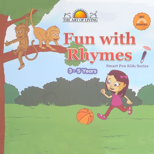 Kids rhymes book by art of living