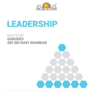 Buy Leadership by Art of Living (English) | The Art of Living Shop