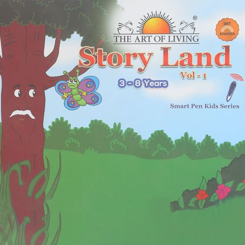 Story Land Vol - 1 (3-8 years)