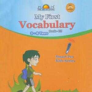 My First Vocabulary Book III (3-8 years)