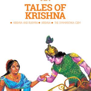 Tales Of Krishna (3 in 1) - English-0
