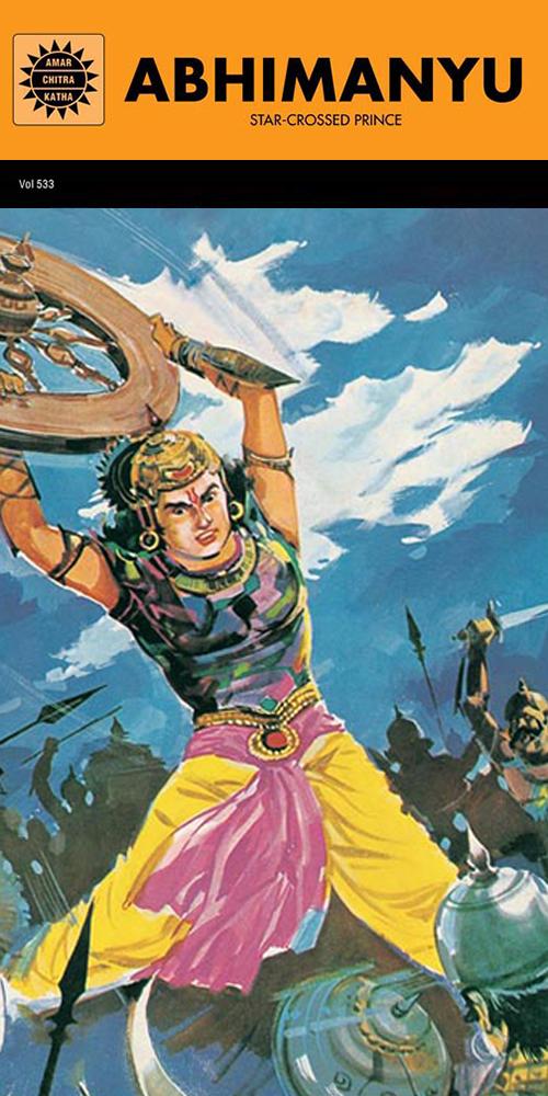 Abhimanyu - English-0