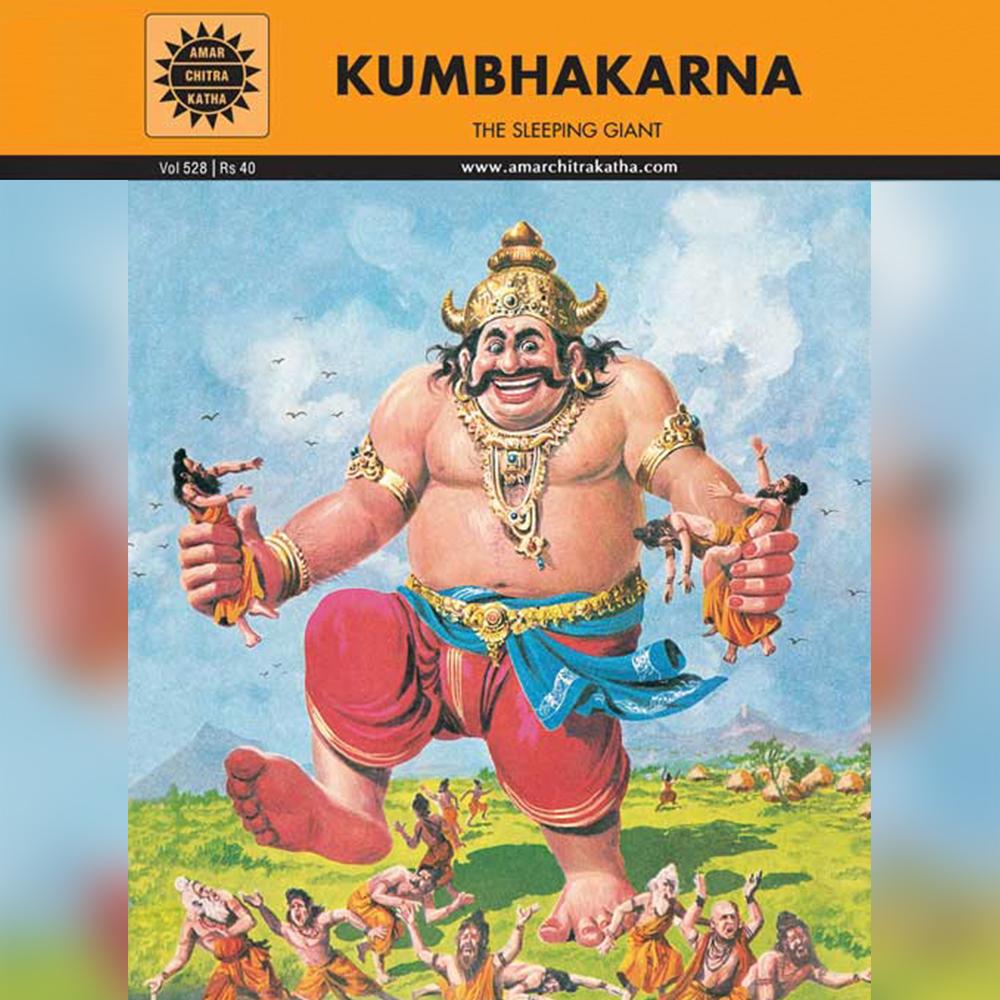 Kumbhakarna - English-0