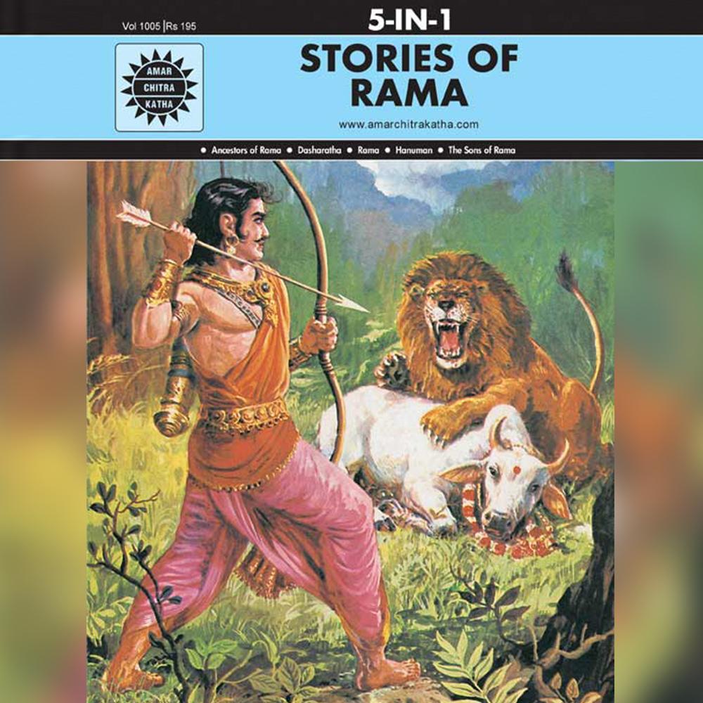 Stories of Rama - English-0