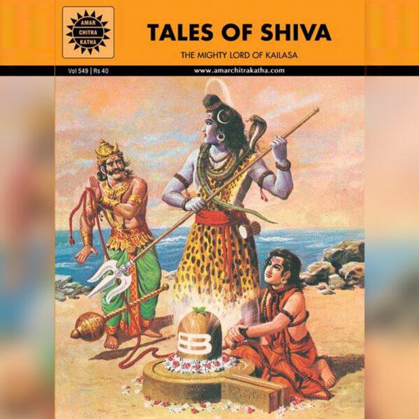 Tales Of Shiva - English-0