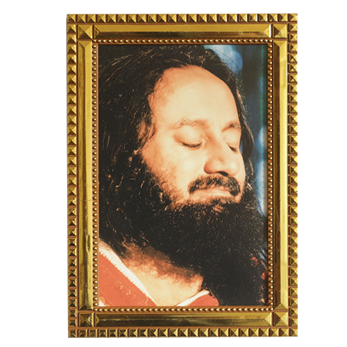 Guruji Photo Frame - 4 x 6 Shakti 1-0