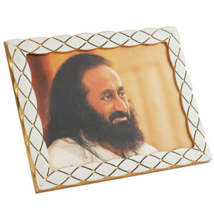 Guruji Photo Frame - 6 x 8 Shakti 1-0
