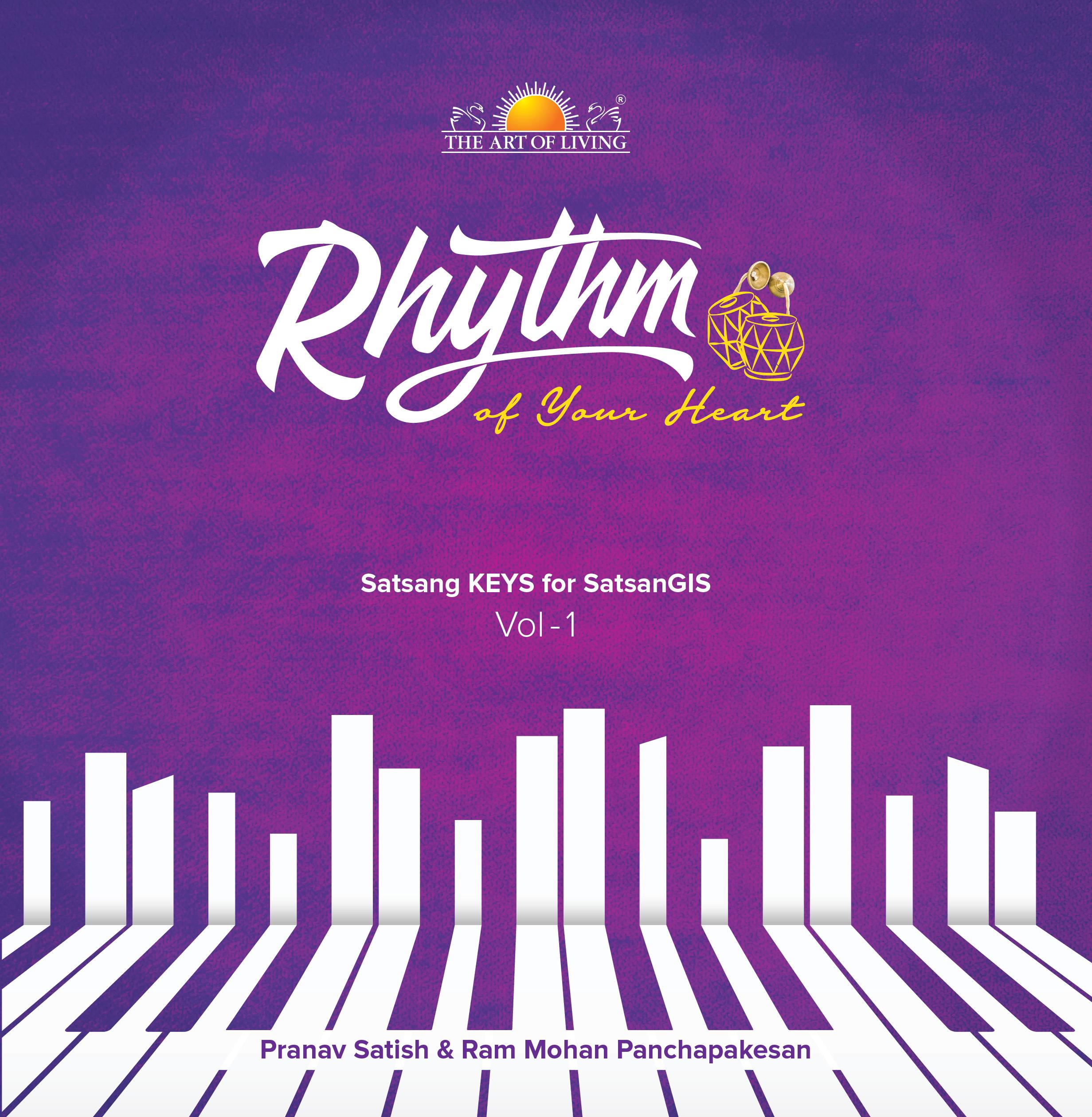 Rhythm of your heart art of living bhajan