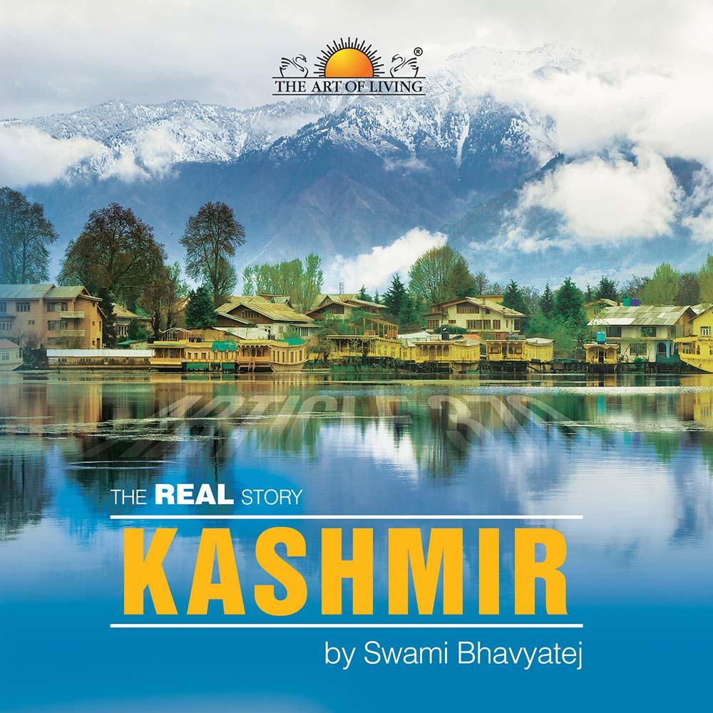 The Real Story Kashmir by Swami Bhavyatej - English-0