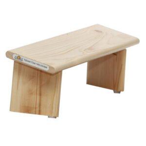 Vajrasan Chair - Pine Wood-0
